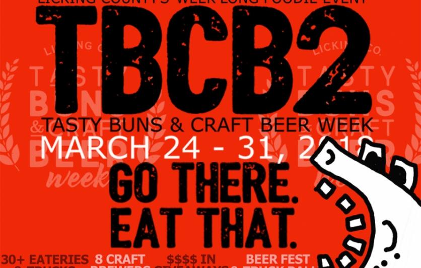 Tasty Buns & Craft Beer Week