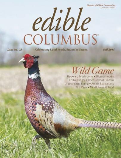 edible columbus fall 2015 cover