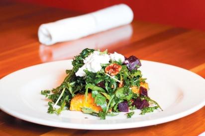 At Third & Hollywood: Fall Salad