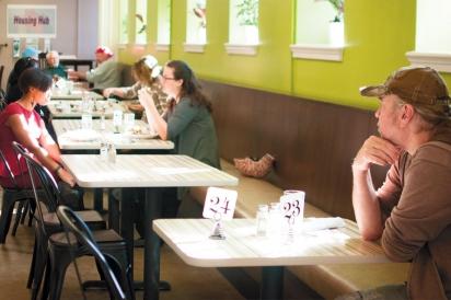 hungry neighbors cafe seating