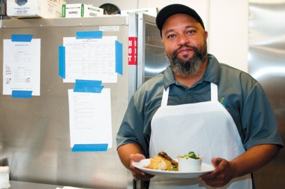 The Mid-Ohio Foodbank's South Side Roots Cafe & Market