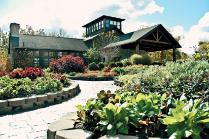 The Culinary Vegetable Institute at The Chef's Garden in Milan, Ohio