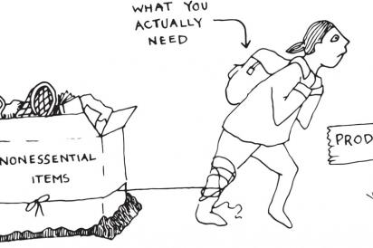 illustration of productivity