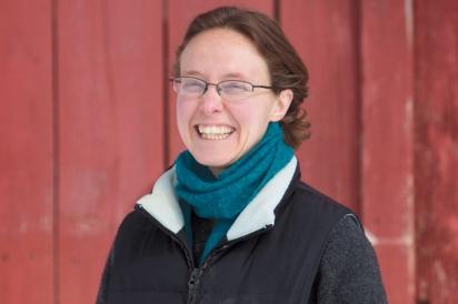 Erin Harvey of The Kale Yard