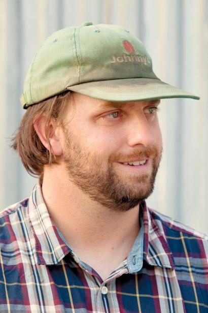 Adam Welly of Wayward Seed Farm