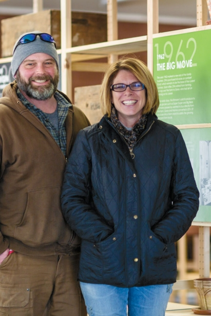 Lori Fry and Jeremy Piwer took over their ailing family farm to find an upward trajectory again, to innovate, and, most importantly, to impact the local food community in Orient, Ohio