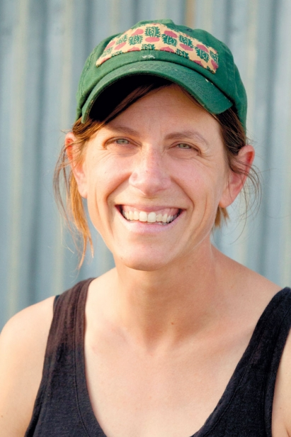 Kristy Buskirk of Clay Hill Farm