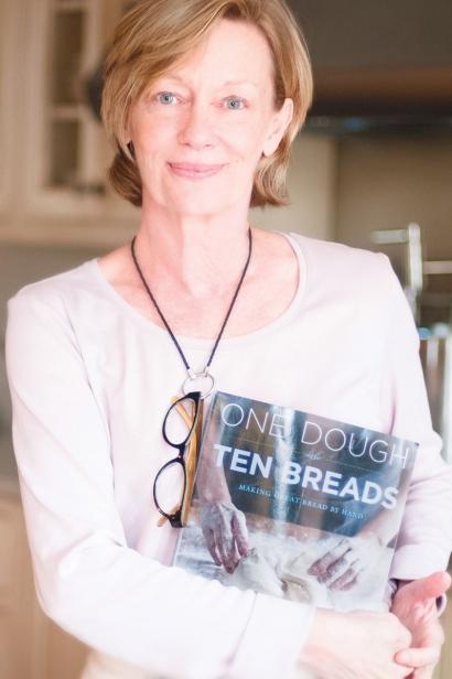Baker and author Sarah Black