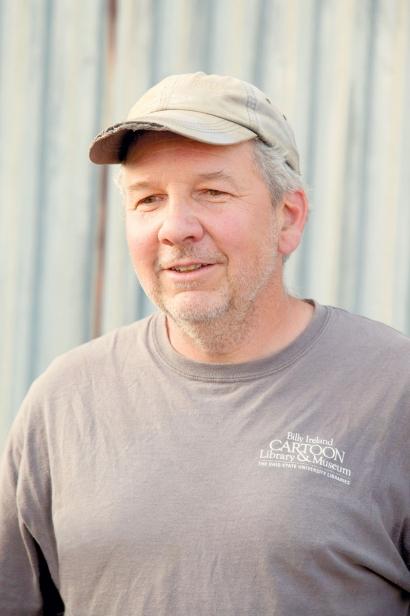 Tim Patrick of Toad Hill Farm