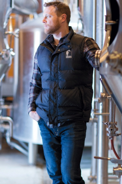 Matthew Barbee of Rockmill Brewery