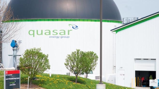 quasar energy group