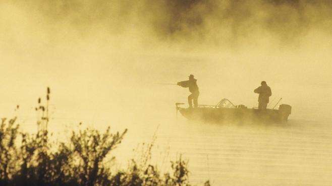 Fishing on Ohio's waterways